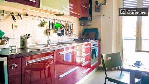Private room for rent from 09 Dec 2019 (Via Amico Bignami, Rome)