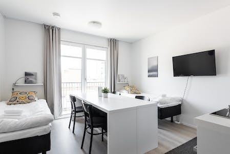 Wohnung zur Miete von 10 Dec 2019 (Fleminginkatu, Turku)