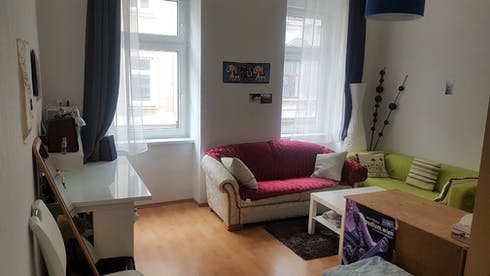 Studio for rent from 21 Feb 2020 (Schumanngasse, Vienna)