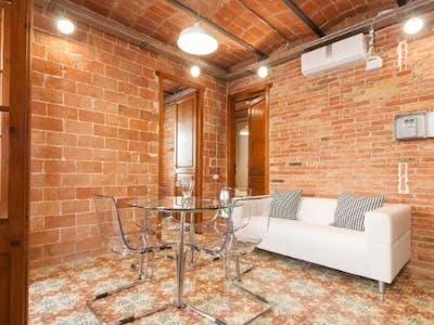 Appartamento in affitto a partire dal 19 gen 2020 (Carrer del Matagalls, Barcelona)
