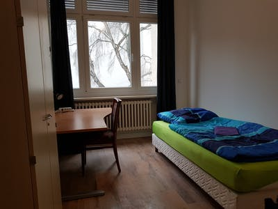 Private room for rent from 01 Aug 2020 (Alt-Moabit, Berlin)