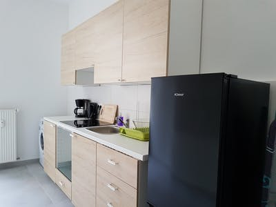 Private room for rent from 01 Mar 2020 (Alt-Moabit, Berlin)