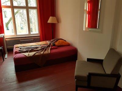 单人间租从21 Feb 2020 (Lüderitzstraße, Berlin)