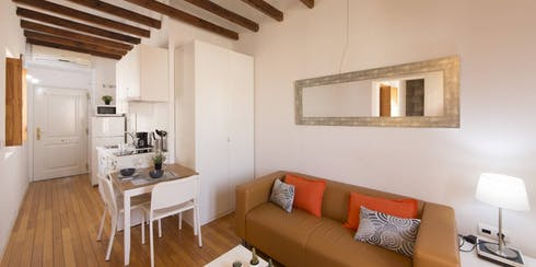 Apartamento para alugar desde 31 jul 2020 (Calle de Doña Urraca, Madrid)
