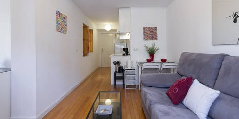 Apartment for rent from 01 Aug 2020 (Calle de Doña Urraca, Madrid)
