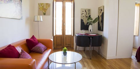 Apartamento para alugar desde 02 jun 2020 (Calle de Doña Urraca, Madrid)