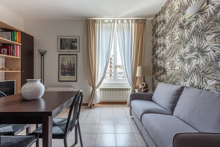 Apartment for rent from 13 Nov 2019 (Viale Luigi Torelli, Milan)