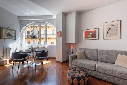 Wohnung zur Miete von 02 Feb 2020 (Via Natale Battaglia, Milan)