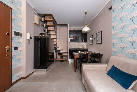 Apartment for rent from 01 May 2020 (Via Marco Aurelio, Milan)