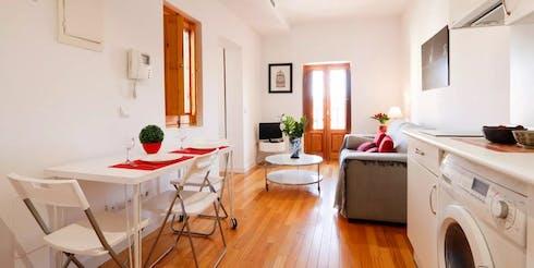 Apartamento para alugar desde 24 fev 2021 (Calle de Doña Urraca, Madrid)