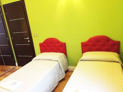 Gedeelde kamer te huur vanaf 20 Nov 2019 (Via Sant'Agostino, Florence)