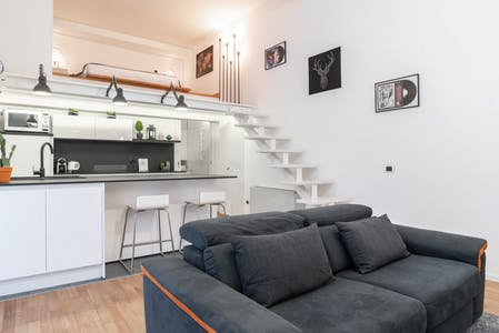 Apartment for rent from 13 Nov 2019 (Viale Vincenzo Lancetti, Milan)