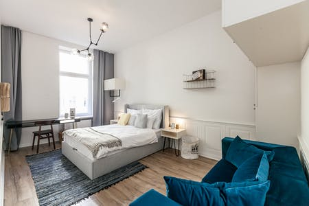 Private room for rent from 15 Aug 2020 (Wiclefstraße, Berlin)
