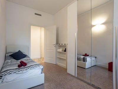 Private room for rent from 01 Sep 2020 (Via Franchino Gaffurio, Milan)