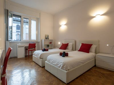 Shared room for rent from 01 Feb 2020 (Via Franchino Gaffurio, Milan)
