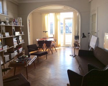 Apartment for rent from 27 Oct 2019 (Avenue Coghen, Uccle)