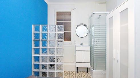Privé kamer te huur vanaf 13 Dec 2019 (Carrer Nou de la Rambla, Barcelona)