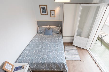 WG-Zimmer zur Miete ab 07 Apr. 2020 (Calle Monte Aldamiz, Bilbao)