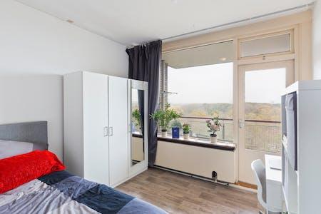 单人间租从15 8月 2020 (Livingstonelaan, Utrecht)