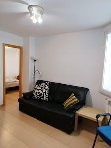 Wohnung zur Miete ab 14 Juli 2020 (Avenida de América, Madrid)