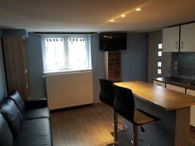 Wohnung zur Miete ab 29 März 2020 (Rue des Tulipes, Blies-Ébersing)