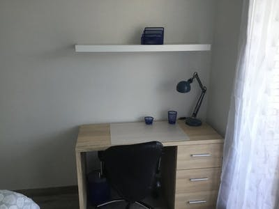 Private room for rent from 01 May 2020 (Cours de la République, Le Havre)