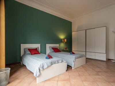 Shared room for rent from 01 Mar 2020 (Via Emilio Morosini, Milan)