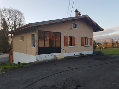 Private room for rent from 14 Dec 2019 (Route de Lyon, Péron)