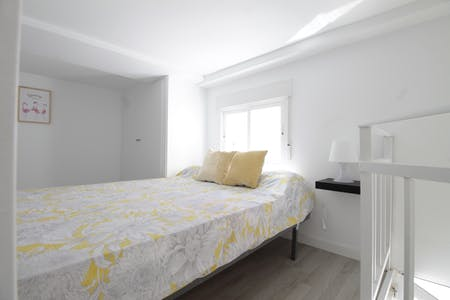 Apartment for rent from 01 Apr 2020 (Calle de Santoña, Madrid)