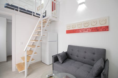 Wohnung zur Miete ab 01 Juni 2020 (Calle de Santoña, Madrid)