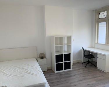 WG-Zimmer zur Miete ab 20 Aug. 2021 (Dordtselaan, Rotterdam)