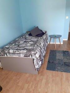 Privé kamer te huur vanaf 01 Dec 2019 (Avenue Jean Jaurès, La Courneuve)
