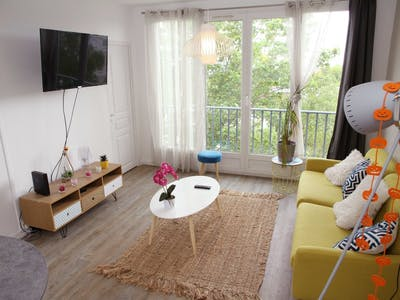 Appartement à partir du 16 févr. 2020 (Parc de l'Andelle, Mont-Saint-Aignan)