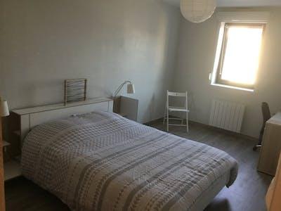 Private room for rent from 30 Mar 2020 (Cours de la République, Le Havre)
