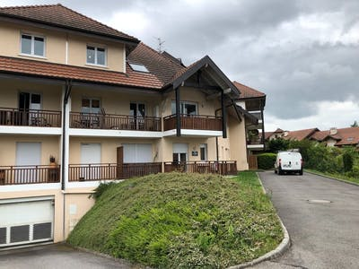 Private room for rent from 14 Dec 2019 (Route du Léman, Archamps)