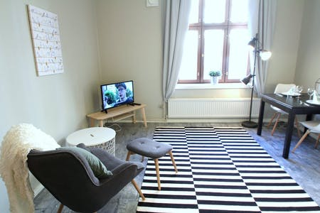 Private room for rent from 12 Dec 2019 (Eerikinkatu, Helsinki)