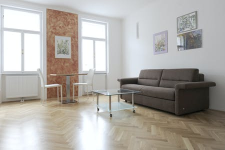 Apartment for rent from 23 Apr 2020 (Hollgasse, Vienna)