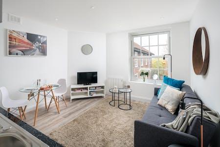 Wohnung zur Miete ab 28 März 2020 (Stewarts Road, London)
