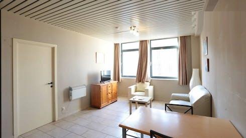 Apartment for rent from 10 Dec 2019 (Rue Jolly, Schaerbeek)