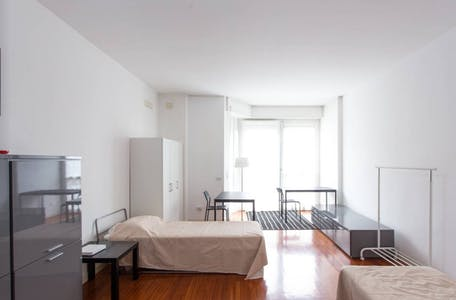 Private room for rent from 01 Oct 2020 (Via Giacomo Boni, Milan)