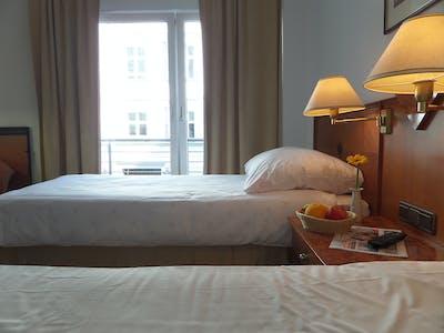 Wohnung zur Miete ab 07 Apr. 2020 (Osnabrücker Straße, Berlin)