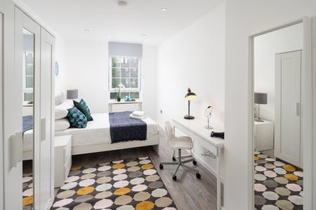 Apartment for rent from 20 Nov 2019 (Becket House, City of London)