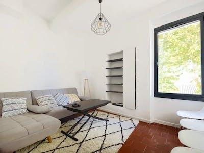 Casa in affitto a partire dal 17 feb 2020 (Rue de la Caranque, Éguilles)