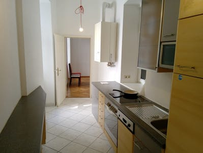 Apartment for rent from 16 Oct 2019 (Marktgasse, Vienna)