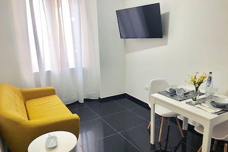 Apartment for rent from 23 Oct 2019 (Via Cesare De Lollis, Rome)
