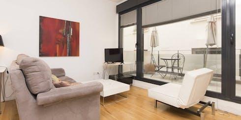 Apartamento de alquiler desde 02 sep. 2021 (Calle de Iriarte, Madrid)