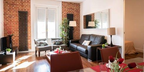 Appartement te huur vanaf 08 Jan 2020 (Plaza de Tirso de Molina, Madrid)