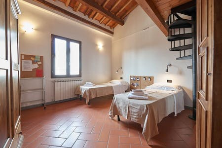 Shared room for rent from 16 Nov 2019 (Via dell'Agnolo, Florence)