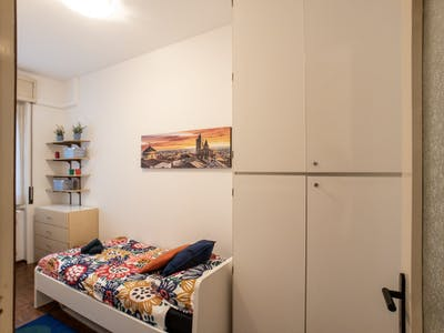 Private room for rent from 01 Feb 2020 (Via Martino Lutero, Milan)