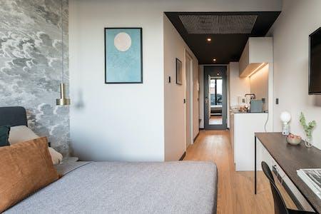 Apartment for rent from 11 Jun 2020 (Am Sandtorkai, Hamburg)